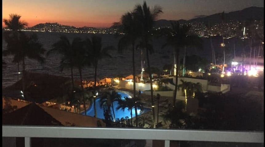 Dpto exclusivo con playa - Acapulco - Apartment