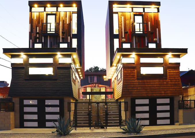 2BD Modern Home Heart of Hollywood W/Jacuzzi(West)