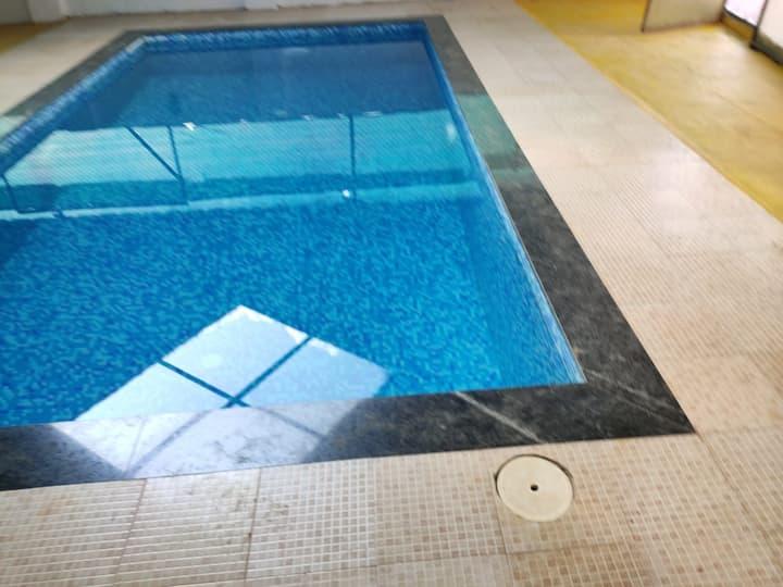 Y.B : 3 Master BHK & Pvt Pool. (SPL WEEK DAY RATE)