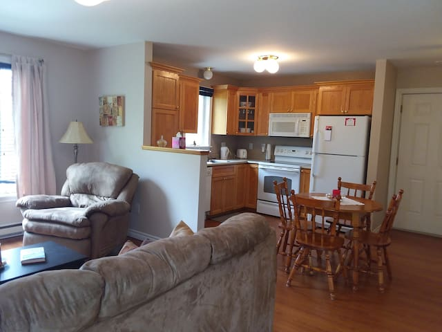 Centrally Located, Private Suite!