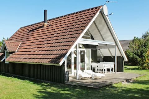 Peaceful Holiday Home in Rømø With Relaxing Sauna