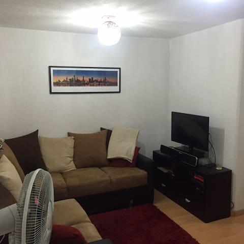 nice room,excellent location - Ciudad de México - Apartment