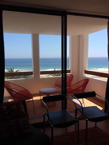 Bahía Rosas. Spectacular View - Algarrobo - Apartemen