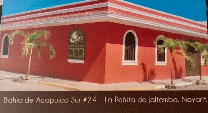 Hacienda Villa  Sol #6