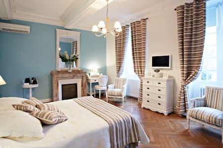 Jardins de Mazamet - Chambre Gustavia - Mazamet