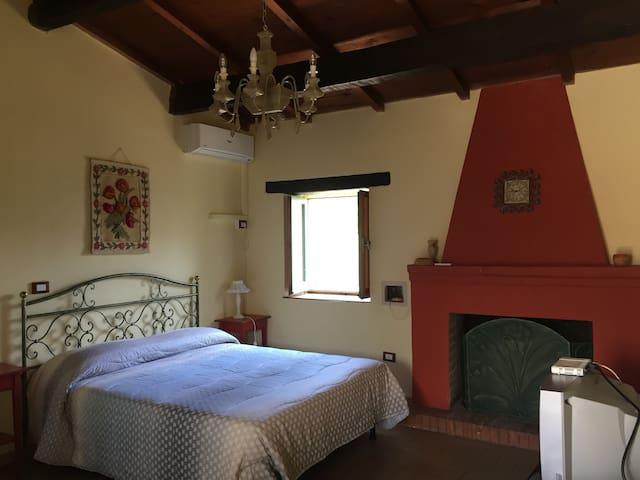 appartamento in antico casolare per coppie