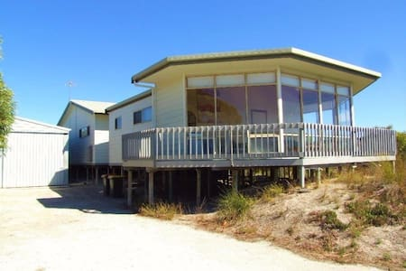 White Sands Holiday Retreat - Island Beach - House