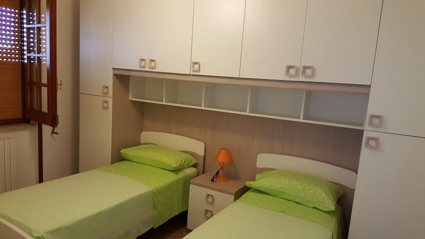 Accogliente stanza doppia, ideale per relax