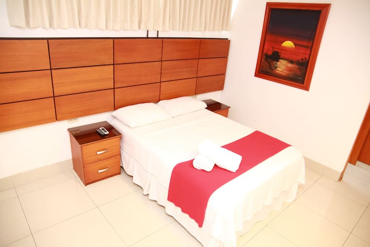 Habitación con 1 Cama doble - Matrimonial
