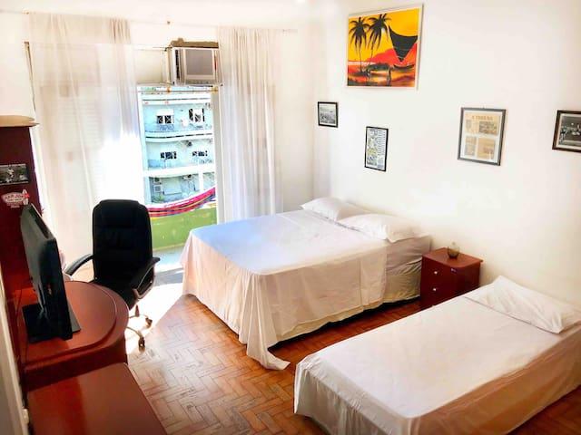 Boqueirão Beach Apartment