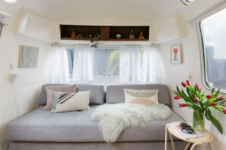 Dreamy, Modern Airstream Retreat near Muir Woods