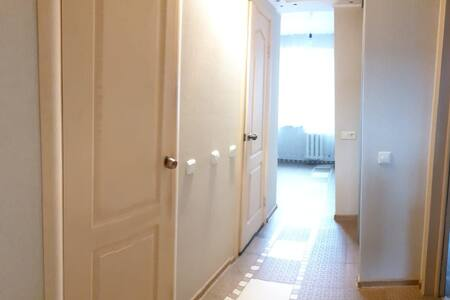 Апартаменты Бурова Петрова