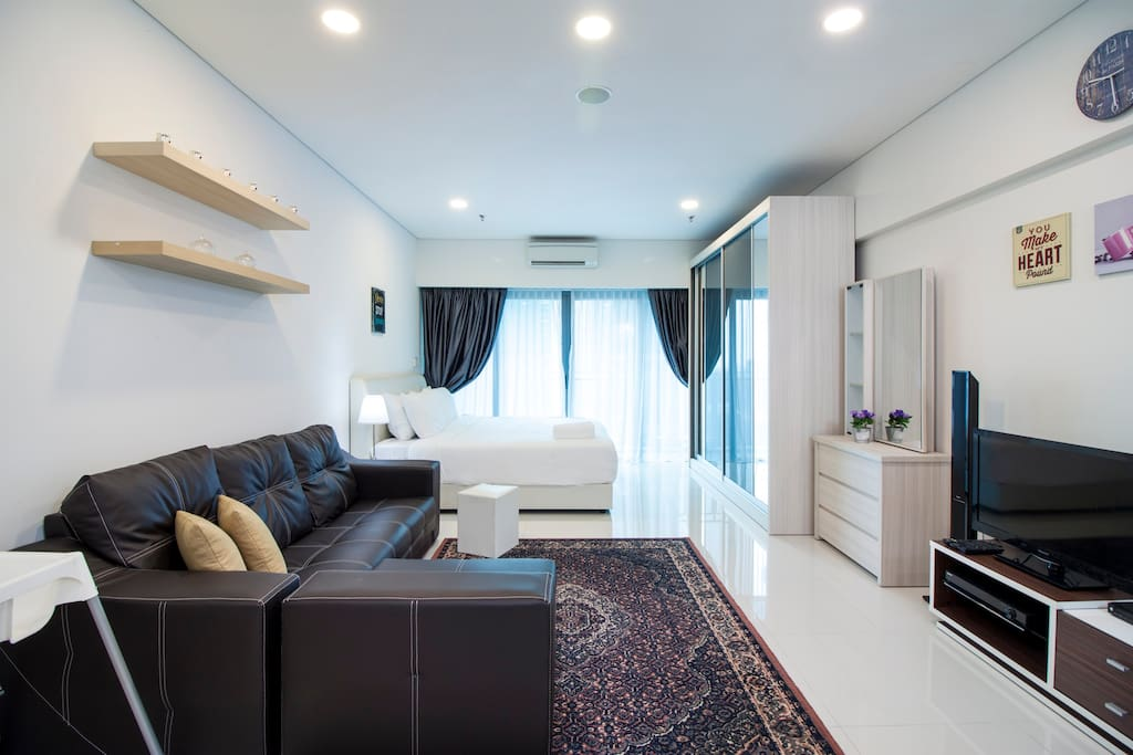 Overall living space