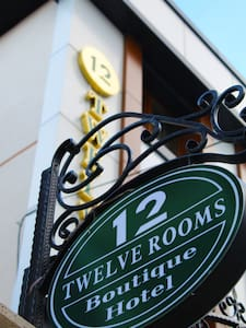 12 ROOMS BOUTİQUE HOTEL