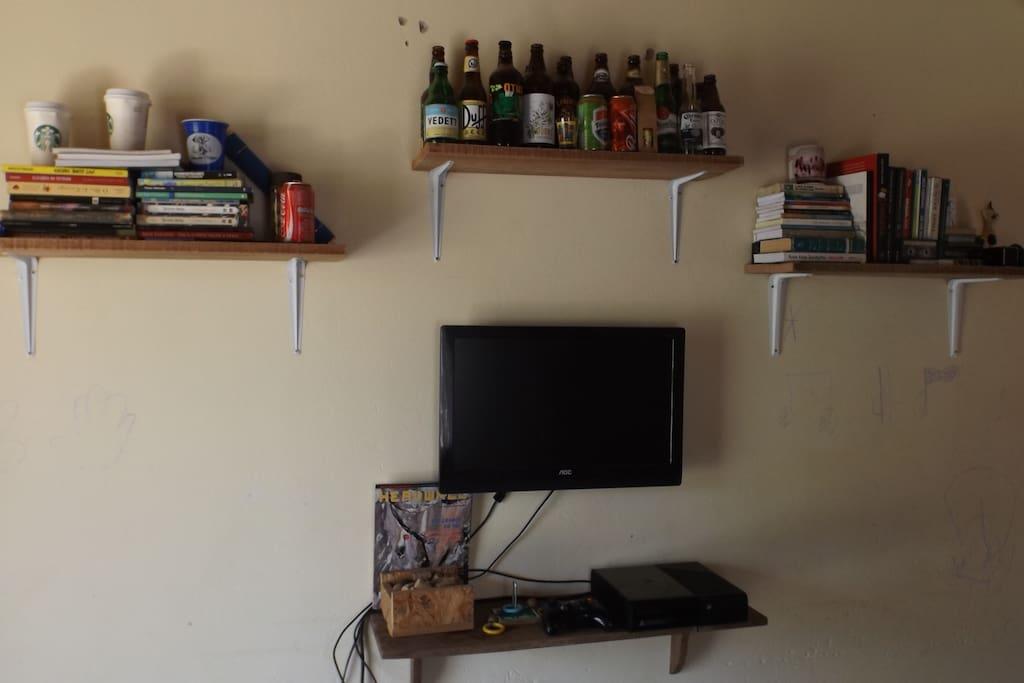 Game, Filmes e Cerveja