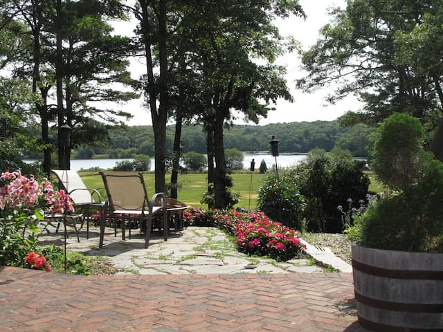 Private Cape Cod Waterfront Air Conditioned Suite