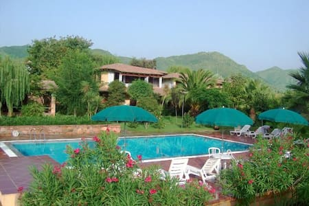 Villa melissa - casa per le vacanze - 7km dal mare - Jerzu - Rumah