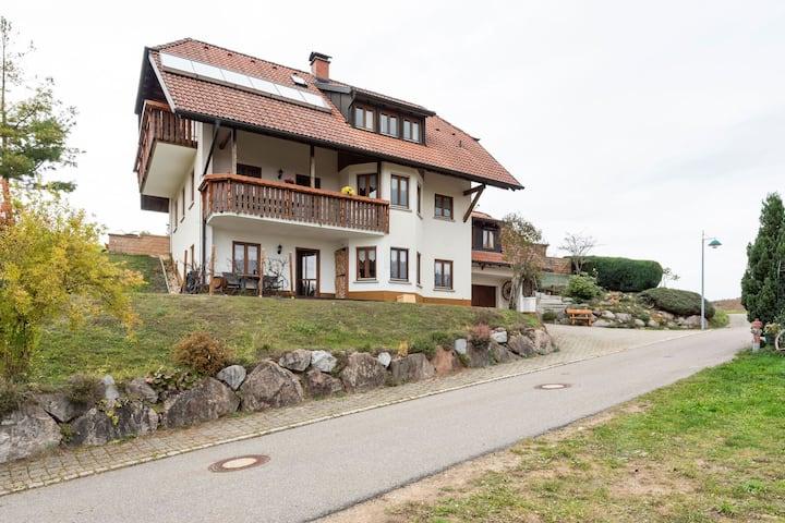 Alluring Apartment in Kleines Wiesental - Raich with BBQ