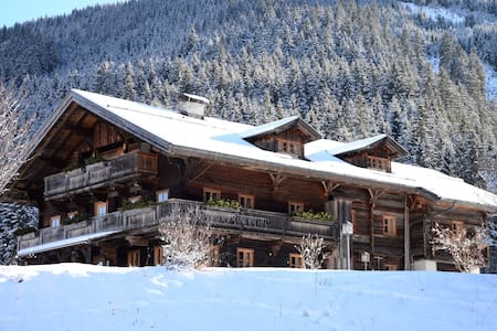 ★ Self-Catering Chalet in Nature w/ Spa + Lounge ★