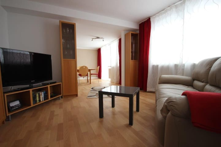 Modern Apartment (2-4), opt. kids-package - Schonach im Schwarzwald - Apartament