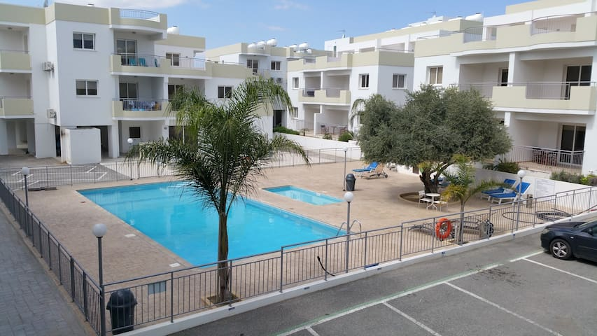 CTO Beach Full Equipped 1 bedroom apartment - Pyla - Apartment