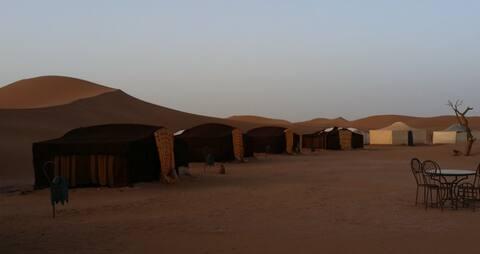 Tente Glamping Berber Triple