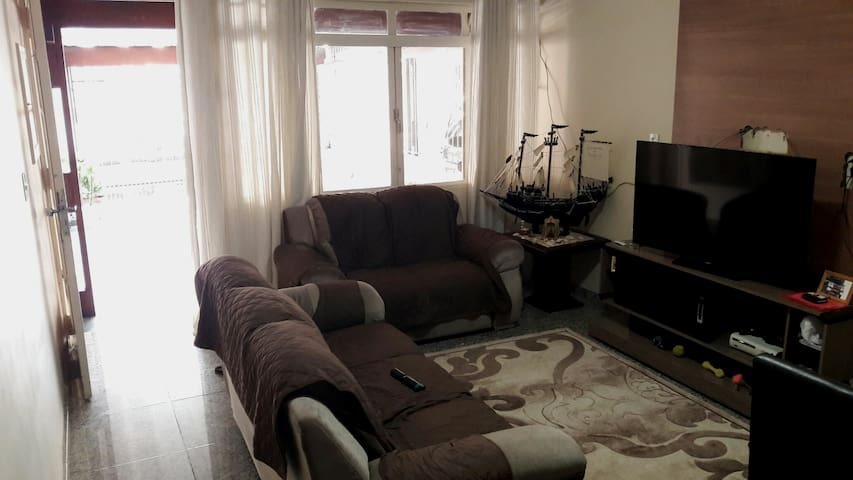 Casa confortável  próximo a Rodoviária do Tietê .