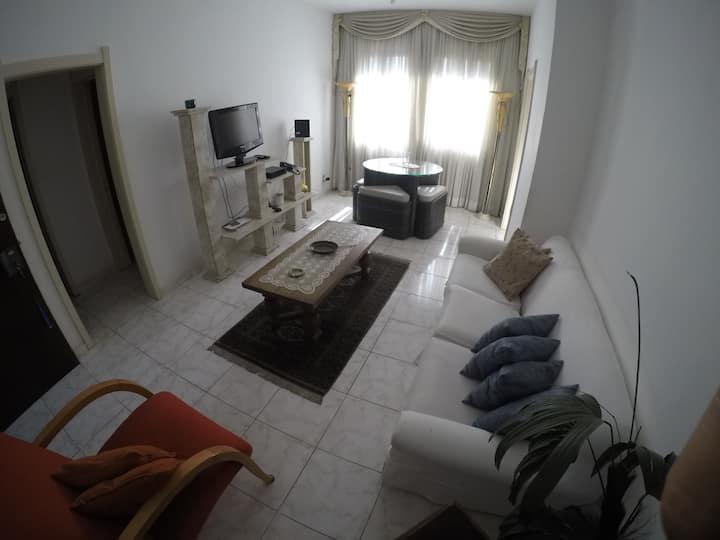 IPANEMA APART HOTEL QTO SALA METRO