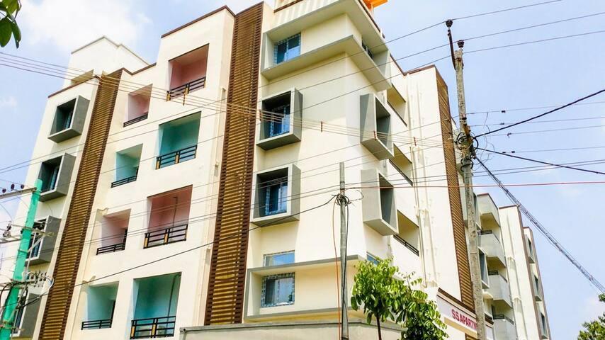 Aspen Homestay, luxury 3  Bedroom apartments