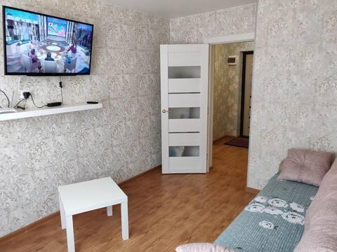 2-к квартира после ремонта в Большом Камне