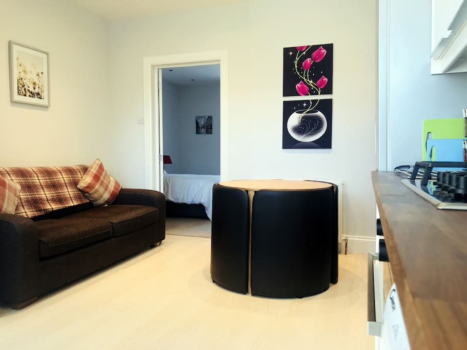 Living Room plus dinning area