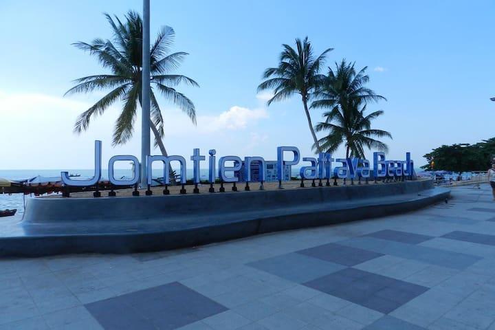 ACQUA sea view apartments Pattaya Jomtien