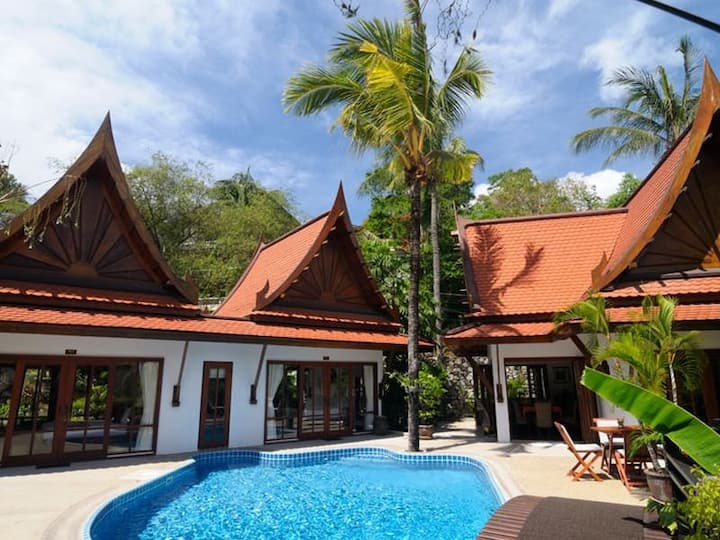5 Star Luxury Sea-view Private Pool Villa & Cinema