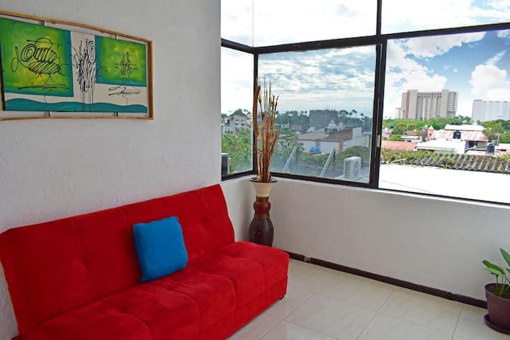 Condo 1 recamara en Blue Home Vallarta