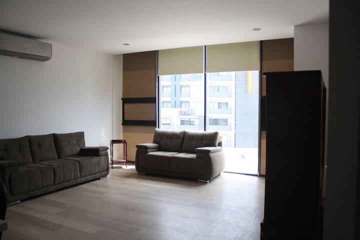 Departamento en Nuevo Sur. Monterrey, NL. - Monterrey - Apartment