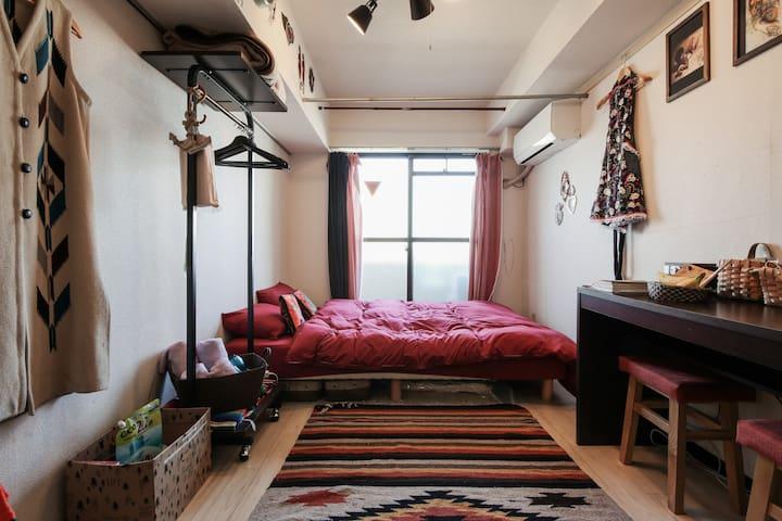 1. Perfect Base Shimokitazawa,Tokyo Daily life - Setagaya-ku - Apartment