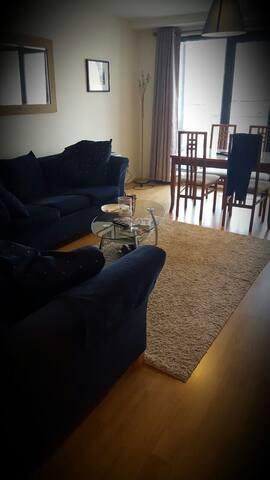 Clean Double Room. 10km from City - Dublin - Apartamento