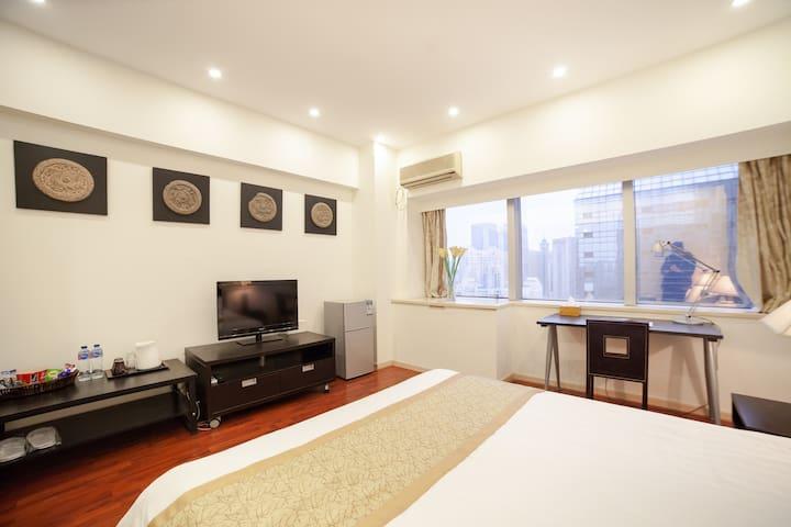上海浦东新区八佰伴附近一居室(潮域公寓)
