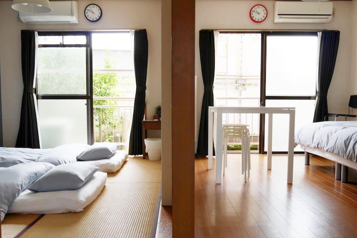 "1:Apartment in ""Shugakuin""  Rakuhoku area of Kyoto"