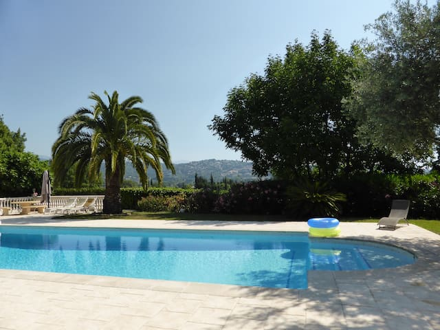 Tolles Pool-Studio in der Provence - Fayence - Wohnung