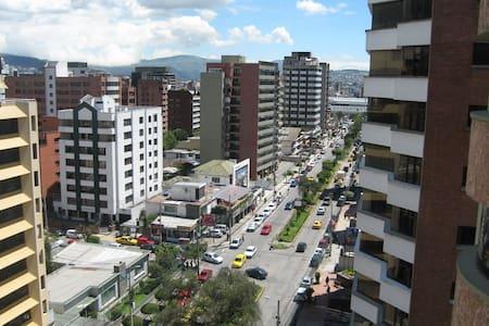 MODERNO & CENTRAL * Parque Carolina - Quito