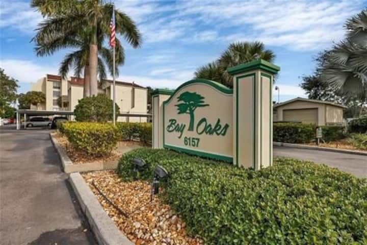 Siesta Key Escape -Spacious Ground Floor Sleeps 6