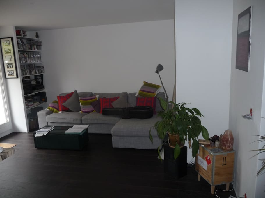 grand canapé confort