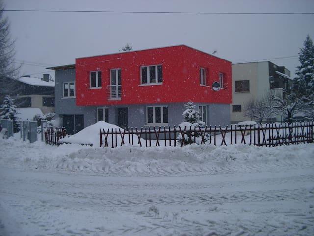 Ustron-centrum: apartament / ruhige Ferienwohnung - Ustroń - Appartement