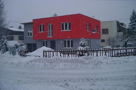 Ustron-centrum: apartament / ruhige Ferienwohnung - Ustroń - Apartamento