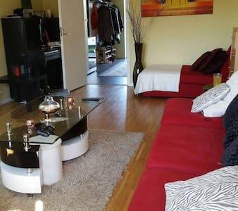 Cozy apartment,north of Stockholm - Sollentuna