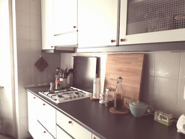 Rome yellow room - Roma - Apartment