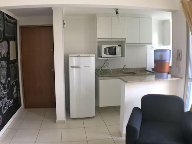 Estudio próximo à USP - São Carlos - Lägenhet