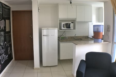 Estudio próximo à USP - São Carlos - 公寓