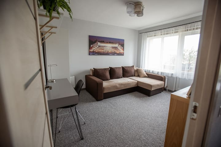 Lovely Apartment in Valmiera center